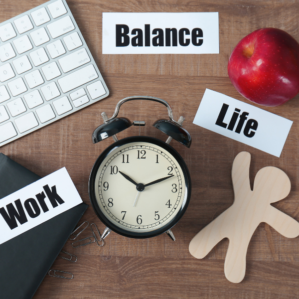Does a work/life balance exist?