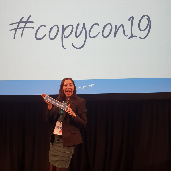 #CopyCon19 – The conference that felt like a reunion