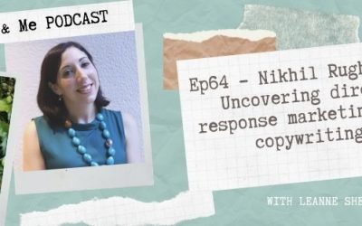 Ep64 – Nikhil Rughani: Uncovering direct response marketing and copywriting